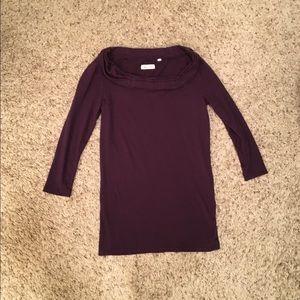 Tops - Purple Top 3/4 Sleeve